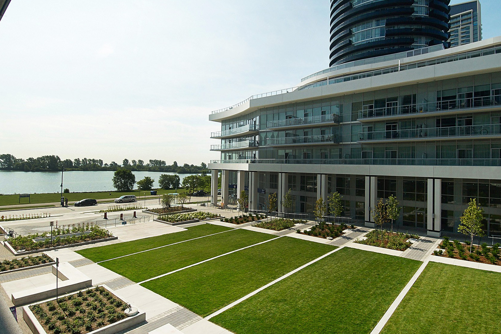 beyond the sea Explorer at Waterview | Monthly Featured Condo | August 2017 58 marine parade dr toronto explorer at waterview condo etobicoke condos outdoor terrace humber bay shores